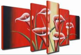 Canvasses on special promotion discount