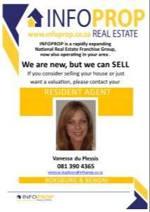 Flyer for Info Prop real estate