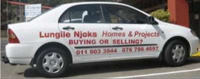 Vehicle branding Lungile Njoks